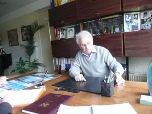 Rencontre avec Jean MORIN P1040740-300x225
